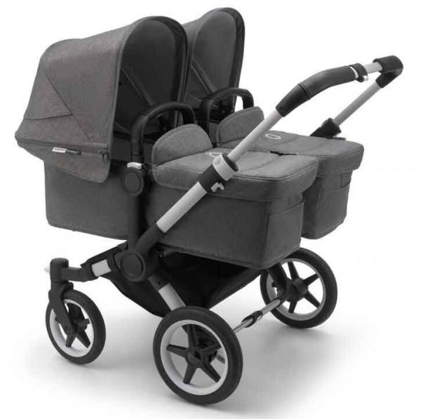 Bugaboo Donkey3 Twin Kombikinderwagen Komplett 2020