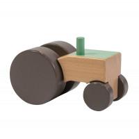 Sebra wooden toy vehicles