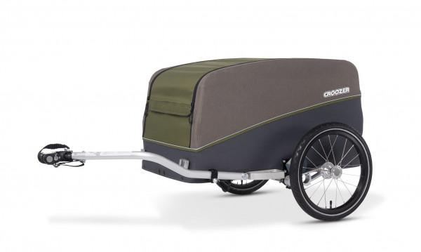 Croozer Cargo Fahrrad Lastenanhänger Tuure Modell 2020