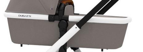 Dubatti One Grundverkleidung (Bezug Kinderwagenaufsatz + Sitzbezug + Einkaufskorb) 2017