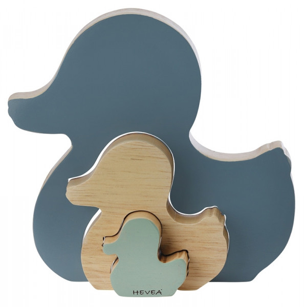 Hevea Steckspielzeug Kawan aus Holz