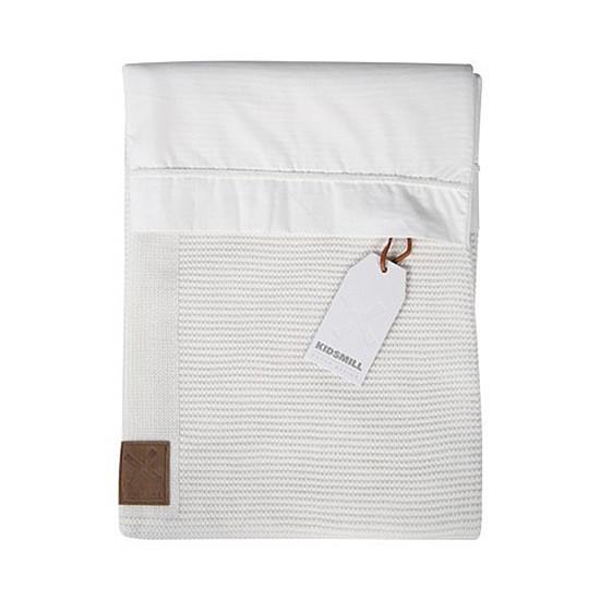 Kidsmill Bettwäsche mit Reissverschluss für Wiege