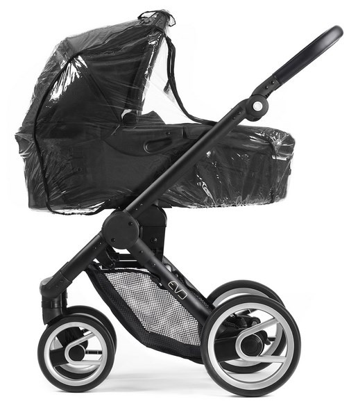 Mutsy Evo Regenschutz für Babywanne