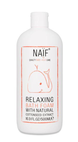 Naïf Relaxing Bath Foam 500ml