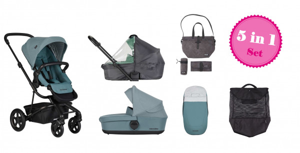 Easywalker Harvey 2 Kinderwagen Set 5 in 1