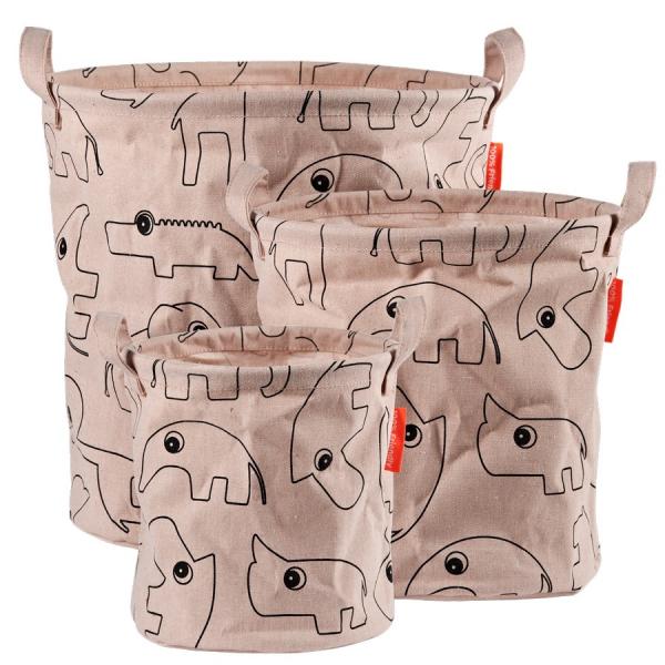Done By Deer Storage Baskets 3 Pcs Kindermaxx