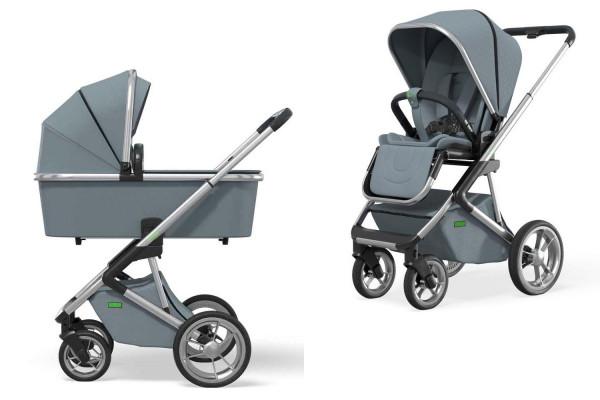 Moon Style Kombi-Kinderwagen Kollektion 2021