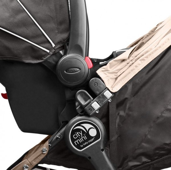 Baby Jogger City Mini, GT, Elite, Summit X3 Autositzadapter (BBJ City Go i-size)