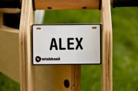 Wishbone Nameplate