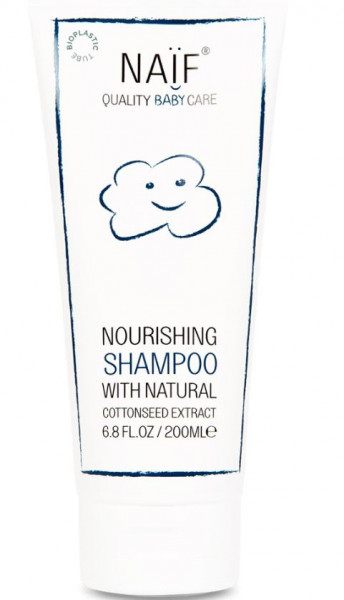 Naïf pflegendes Baby Shampoo 200ml