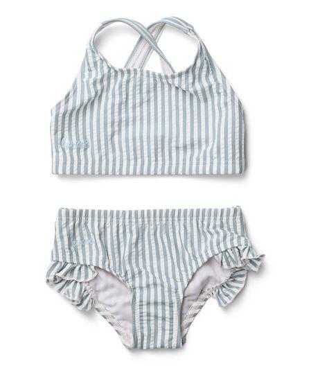 Liewood Juliet Seersucker Bikini Kinder