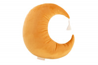 Nobod inoz Pierrot Velvet moon pillow