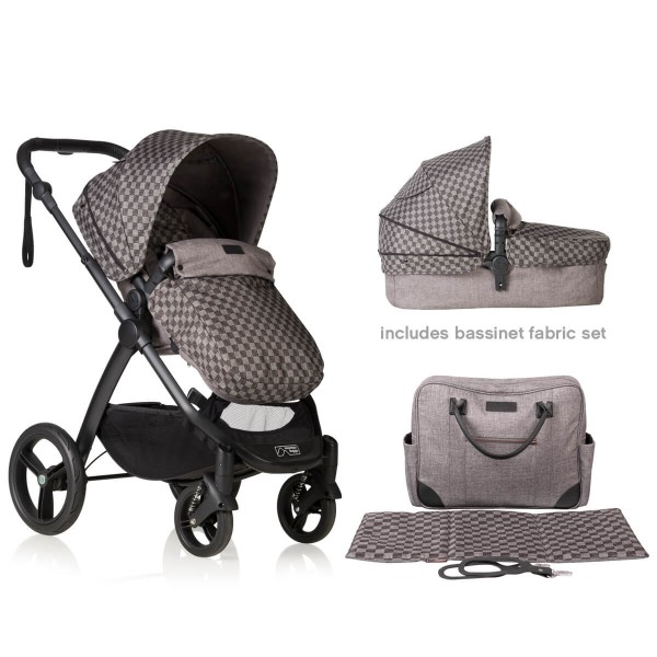 Mountain Buggy Cosmopolitan Luxury inkl. Blanket