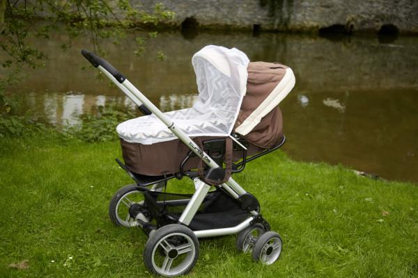 Alvi Mückennetz für Kinderwagen (Standard)