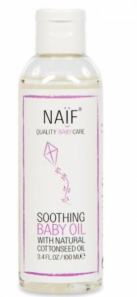 Naïf Soothing Baby Oil 100ml