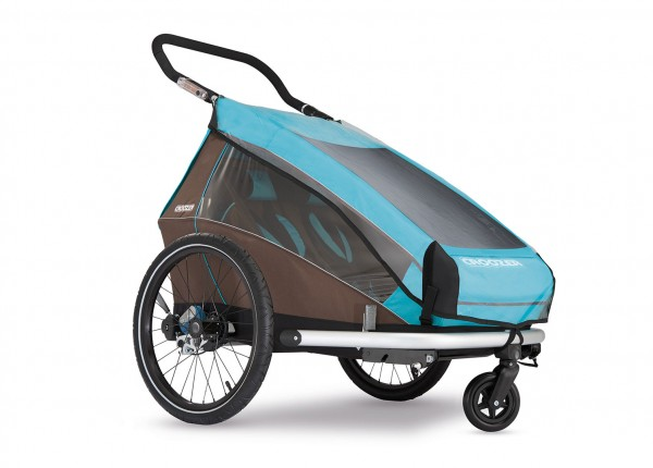 Croozer Regenverdeck für Kid/ Kid Plus for 2