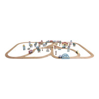 Little Dutch Eisenbahnschienen City