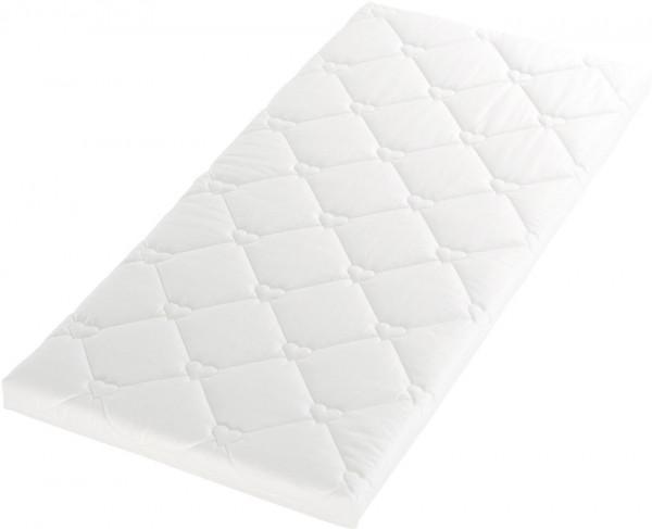 Fillikid Babybettmatratze Weiß 78 x 48 cm