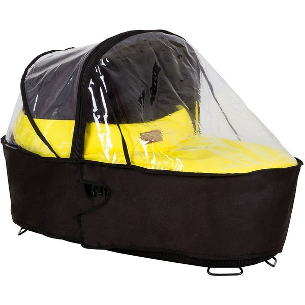 Mountain Buggy Carrycot Plus Regenschutz
