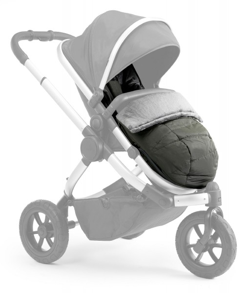 iCandy Peach All Terrain Forest Duo Pod Fußsack/ Sitzauflage