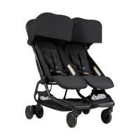 Mountain Buggy Nano Duo Buggy Black