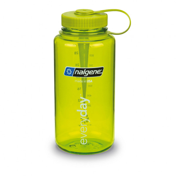 Nalgene Wide Mouth drinking bottle 1 liter