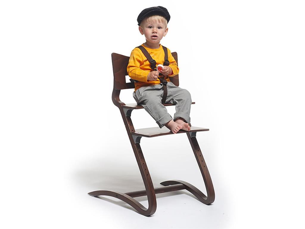 leander sicherheitsgurt f r hochstuhl braun hochst hle zubeh r hochst hle kindermaxx. Black Bedroom Furniture Sets. Home Design Ideas