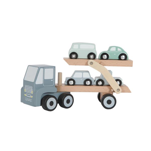 Little Dutch Holz Autostransporter