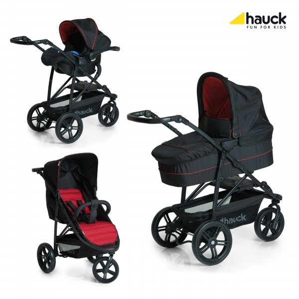 Hauck Rapid 3 Plus Trioset