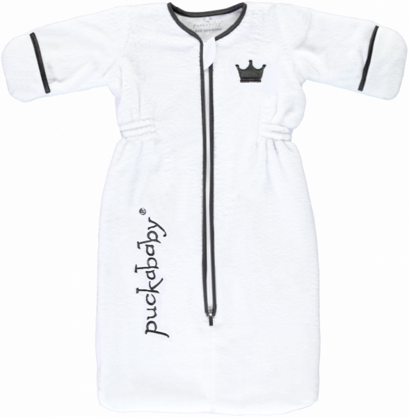 Puckababy Babyschlafsack für Neugeborene