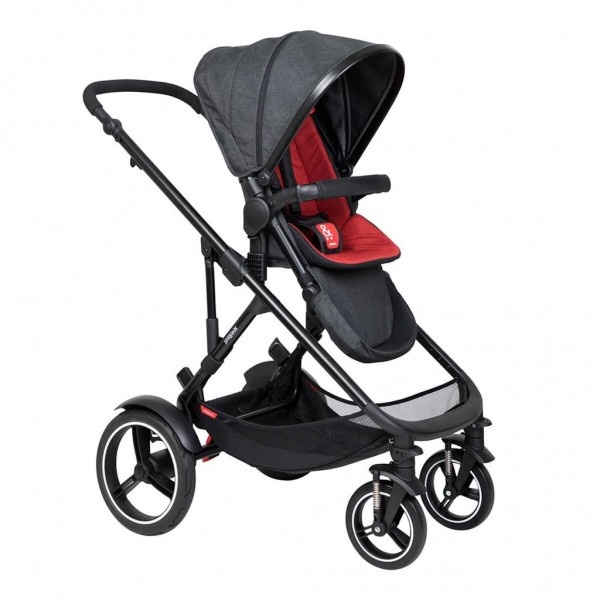 Phil & Teds Voyager Buggy inkl. Sitzauflage