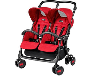Peg Perego Aria Twin Mod Red, B-Ware