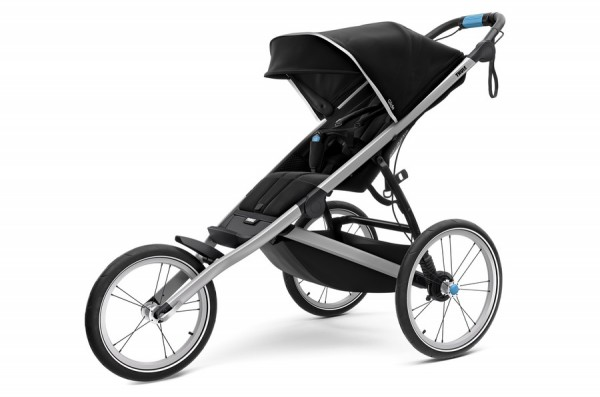 Thule Glide 2 Kinderwagen, Jet Black Model 2018