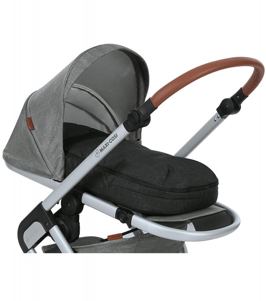 Maxi Cosi Baby Cocoon Nomad Black Kollektion 2019