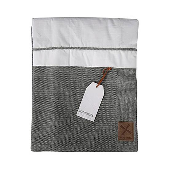 Kidsmill Bettwäsche mit Reissverschluss für Bett