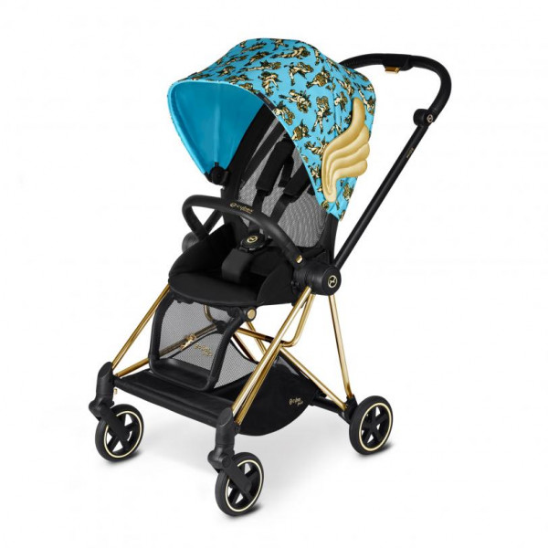 Cybex Mios Kinderwagen by Jeremy Scott