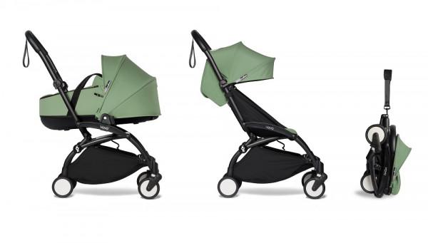 BABYZEN YOYO 2 Kinderwagen mit Liegewanne Set