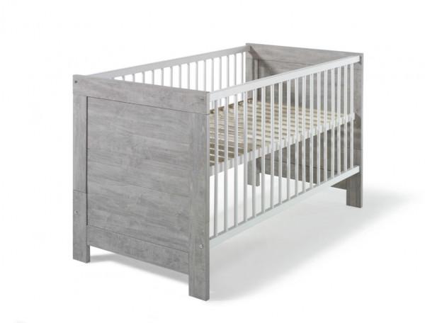 Schardt Nordic Driftwood Kombi-Kinderbett 70x140 cm