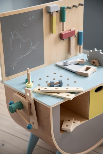 Sebra Bau-Spielset aus Holz