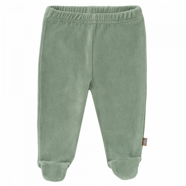 Fresk baby pants with feet velvet