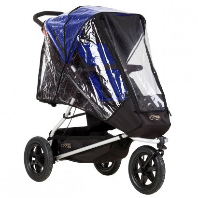 Mountain Buggy plus one sorm cover