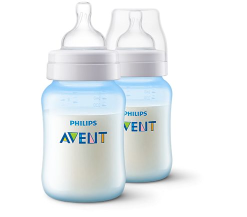 Philips Avent Classic+ Babyflasche 260ml 2er Pack