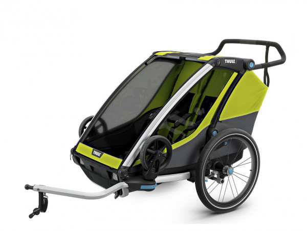 Thule Chariot Cab 2 bicycle trailer