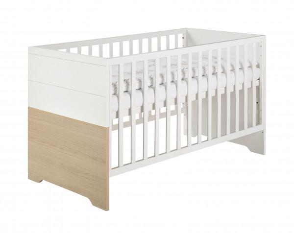 Schardt Slide Oak Kombi-Kinderbett 70x140 cm