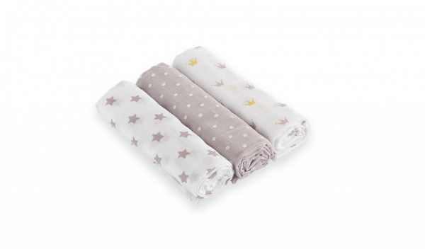 Träumeland gauze towels 3 pcs