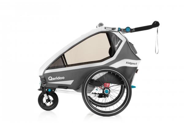 Qeridoo Kidgoo1 Fahrradanhänger Modell 2020