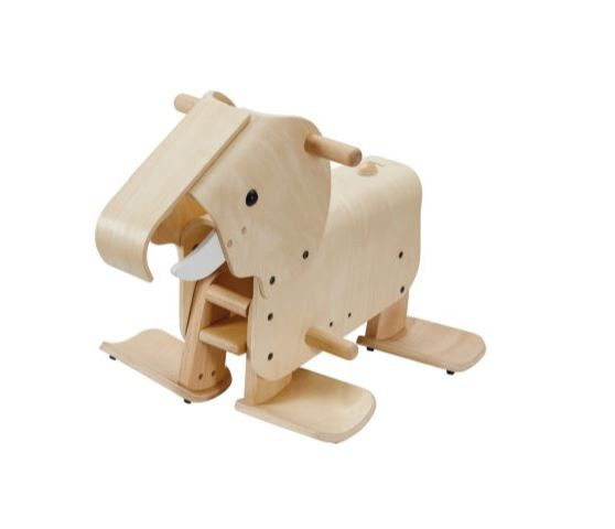 PlanToys Walking Elephant Schaukeltier