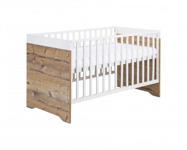 Schardt Timber Kombi-Kinderbett 70x140 cm