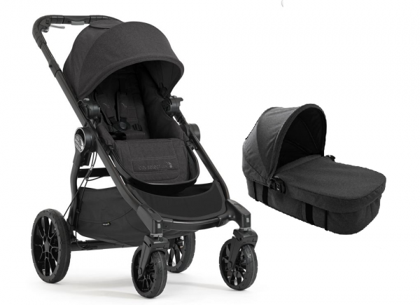 Baby Jogger City Select LUX Kombi-Kinderwagen