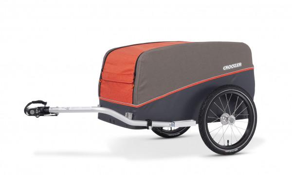 Croozer Cargo Fahrrad Lastenanhänger Pakko Modell 2020